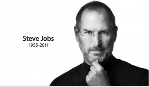 Mr Steve Jobs, CEO, apple & Pixar. Picture taken from apple's website, 2.30am 6th October 2011