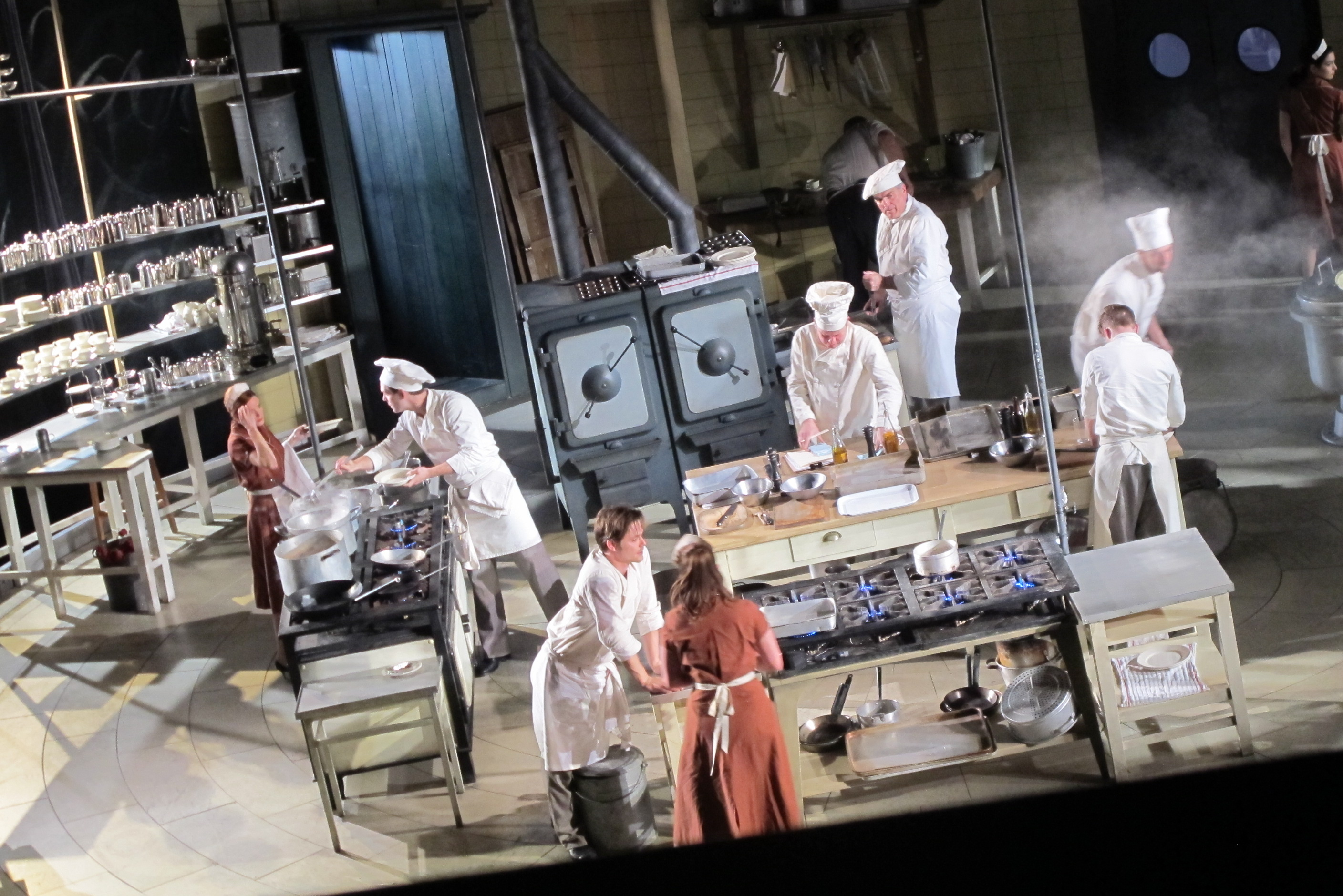 The Kitchen At The National Theatre Awesome Newsawesome News