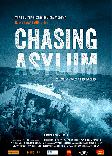 Poster for Chasing Asylum
