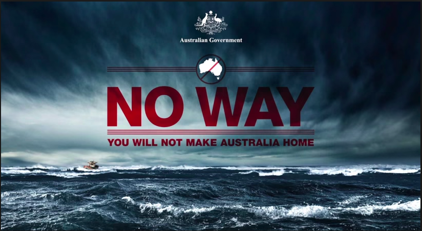 The Australian Government's Campaign Poster